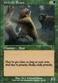 Grizzly Bears - 7th Edition