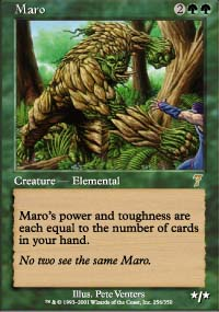 Maro - 7th Edition