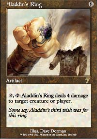 Aladdin's Ring - 7th Edition