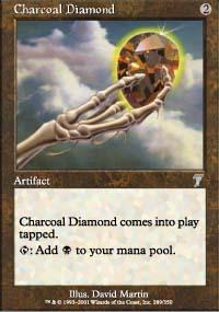 Charcoal Diamond - 7th Edition