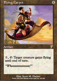 Flying Carpet - 7th Edition