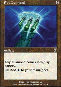 Sky Diamond - 7th Edition