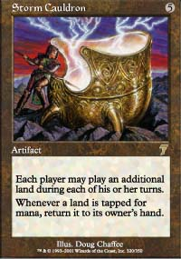Storm Cauldron - 7th Edition