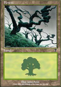 Forest 4 - 7th Edition