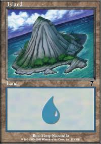 Island 4 - 7th Edition
