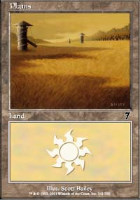 Plains 1 - 7th Edition