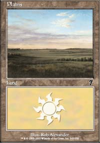 Plains 3 - 7th Edition