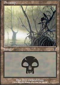 Swamp 1 - 7th Edition