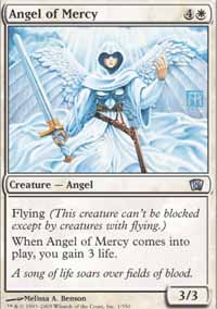 Angel of Mercy - 8th Edition