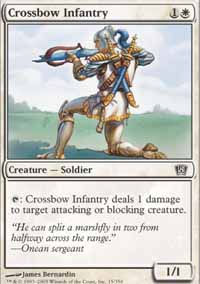 Crossbow Infantry - 8th Edition