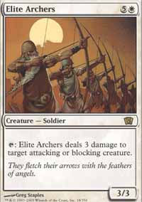 Elite Archers - 8th Edition