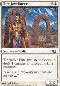 Elite Javelineer - 8th Edition