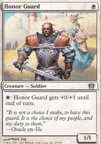 Honor Guard - 8th Edition