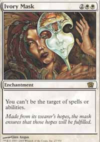 Ivory Mask - 8th Edition