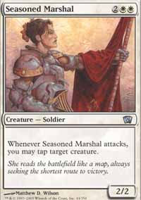 Seasoned Marshal - 8th Edition
