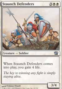 Staunch Defenders - 8th Edition