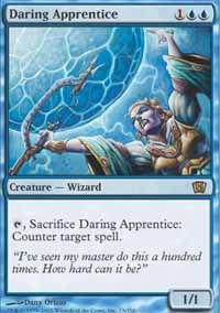 Daring Apprentice - 8th Edition