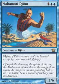 Mahamoti Djinn - 8th Edition