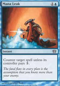 Mana Leak - 8th Edition