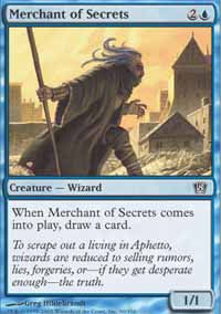 Merchant of Secrets - 8th Edition