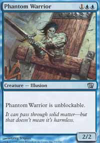 Phantom Warrior - 8th Edition