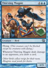 Thieving Magpie - 8th Edition