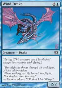 Wind Drake - 8th Edition