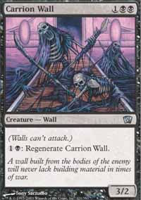 Carrion Wall - 8th Edition