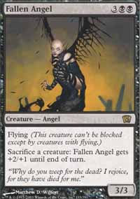 Fallen Angel - 8th Edition
