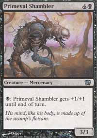 Primeval Shambler - 8th Edition