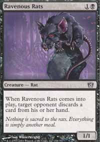 Ravenous Rats - 8th Edition