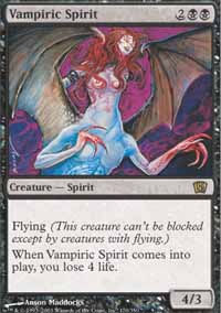 Vampiric Spirit - 8th Edition