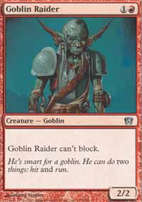 Goblin Raider - 8th Edition