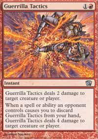 Guerrilla Tactics - 8th Edition