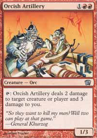 Orcish Artillery - 8th Edition