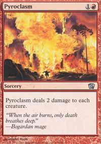 Pyroclasm - 8th Edition