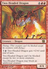 Two-Headed Dragon - 8th Edition