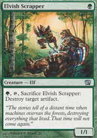 Elvish Scrapper - 8th Edition