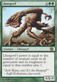 Lhurgoyf - 8th Edition