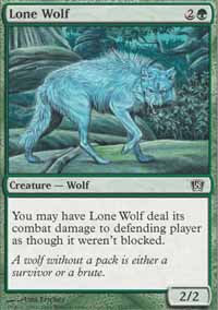 Lone Wolf - 8th Edition
