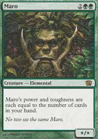 Maro - 8th Edition