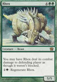 Rhox - 8th Edition