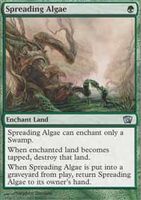 Spreading Algae - 8th Edition