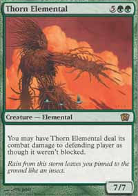 Thorn Elemental - 8th Edition