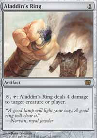 Aladdin's Ring - 8th Edition