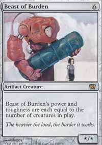 Beast of Burden - 8th Edition