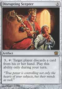 Disrupting Scepter - 8th Edition