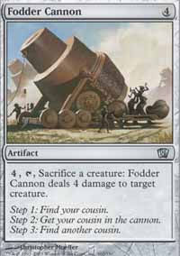 Fodder Cannon - 8th Edition