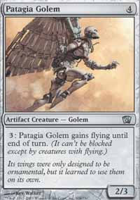 Patagia Golem - 8th Edition
