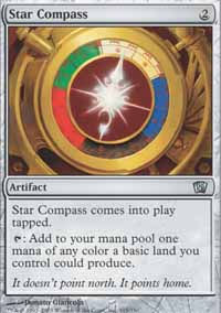 Star Compass - 8th Edition